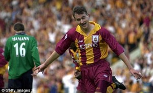 David Wetherall scored the goal that kept city in the Premier League in their final game of the 1999-2000 season.