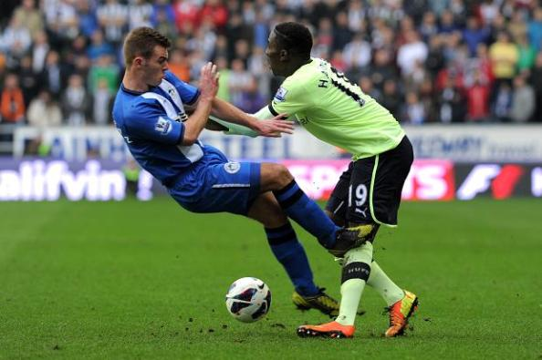 Callum McManaman's horror tackle on Haidara went unpunished