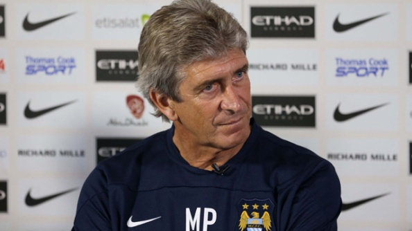City under new management with Pellegrini
