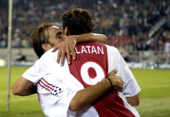 Van der Meyde & Zlatan