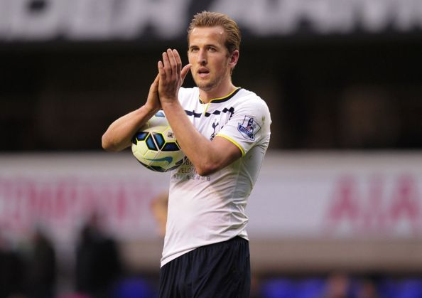 Harry Kane, hat-trick hero