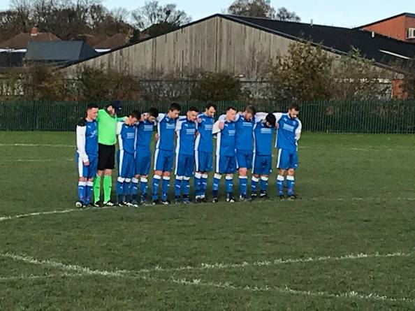 Minutes silence
