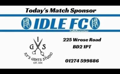 Match sponsor (Ily's)