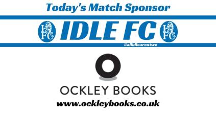 Today's Man of the Match sponsored by Ockley Books Ltd.